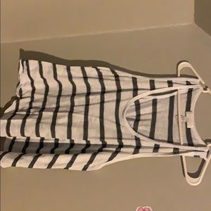 Forever 21 Plus striped tank top